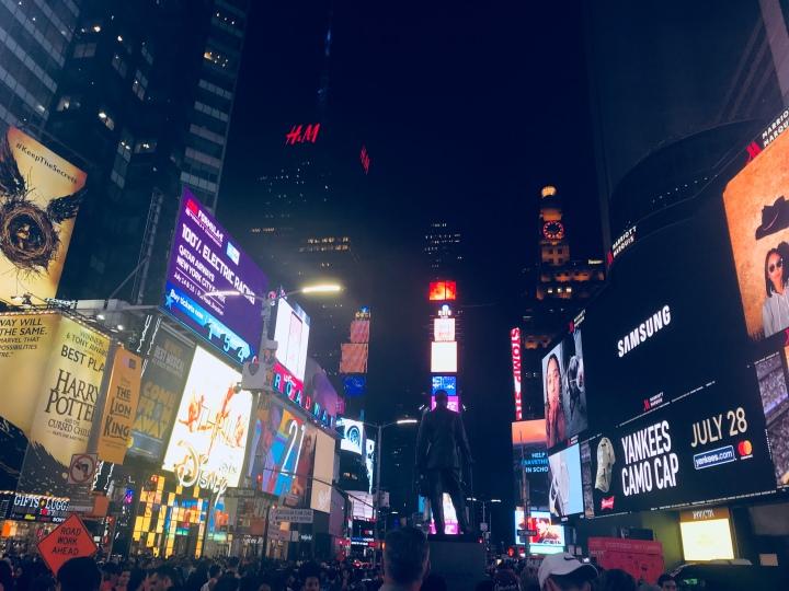 New York Bucket List- A Beginner'sGuide